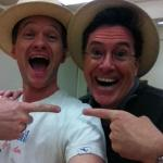 Rehearsal picture tweeted by Neil Patrick  Harris